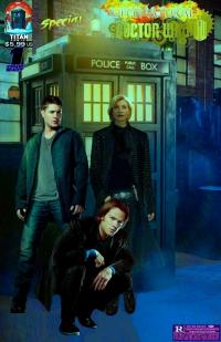 'Supernatural : Doctor Who'  Team-Up Special