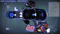 ISS Phantasm Deck Plan Bridge