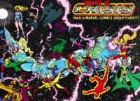 What If The Crisis On Infinite Earths was a Marvel Comics Group Event? Book 1