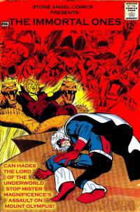 The Immortal Ones: Man vs the Gods part 3 (June 1978)