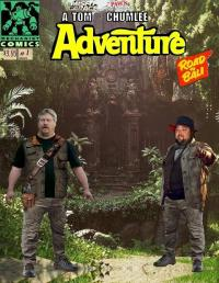 Mechanist Comics: A Tom & Chumlee Adventure #1