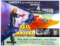 Classic Horror: 4D Man