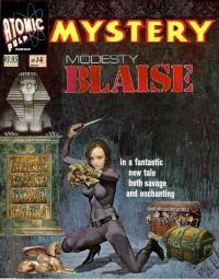 Mystery: Modesty Blaise # 14