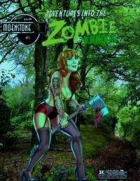 Heromorph-O-Weenish: Adventure into the Zombie Terrors #1