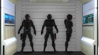Obsidian Mask Dossier & Mk XIII Armor