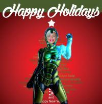 Special Heromorph Christmas Bonus - Obsidian