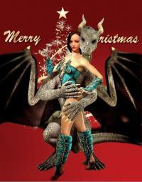 Special Heromorph Christmas Bonus - Dark Wanderer