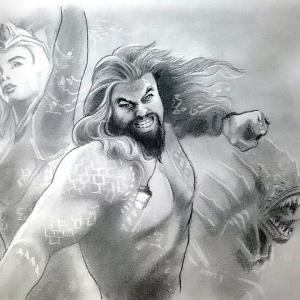 Aquaman - Movie style