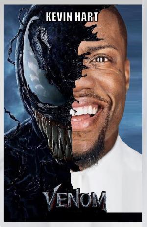 DDJJ: Kevin Hart is 'Venom'
