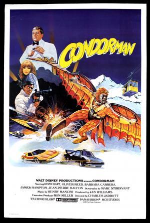 DDJJ - Condorman