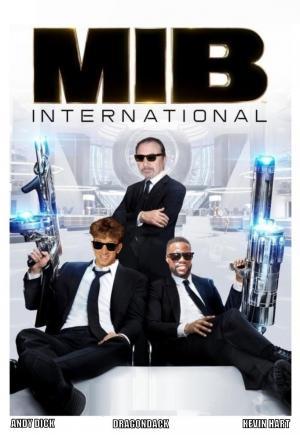DDJJ:  'MIB International'  With Kevin Hart