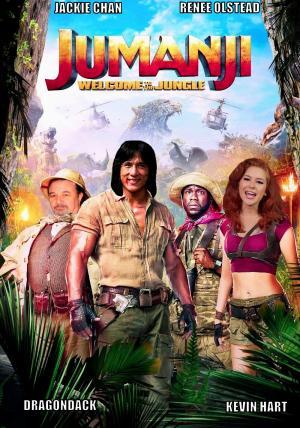 DDJJ: 'Jumanji' with Jackie Chan