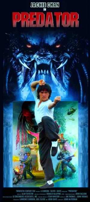 DDJJ: 'Predator' with Jackie Chan