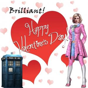 BAD Valentine: Doctor Who