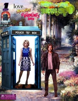 BAD Valentine Supernatural Doctor Who