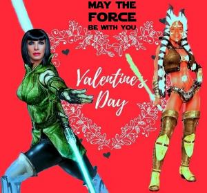 BAD Valentine: Team Jedi