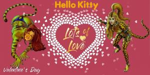 BAD Valentine: Hello Kitty