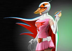 Princess Jun Gatchaman/Battle of the Planets