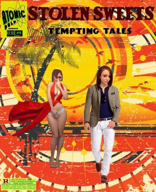 Stolen Sweets Tempting Tales # 8