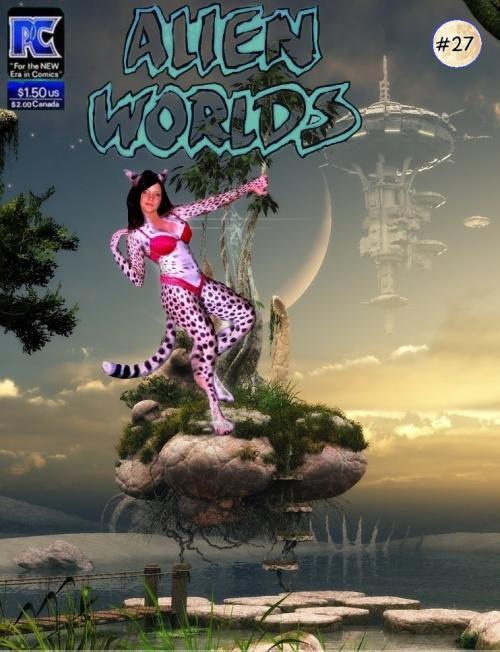 Alien Worlds # 27
