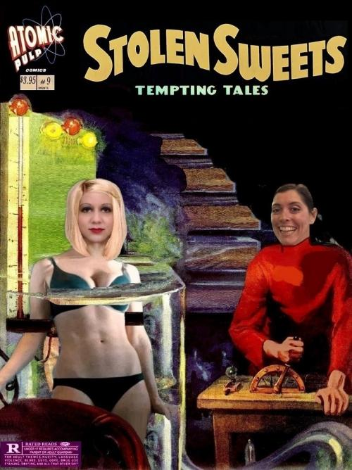 Stolen Sweets Tempting Tales # 9