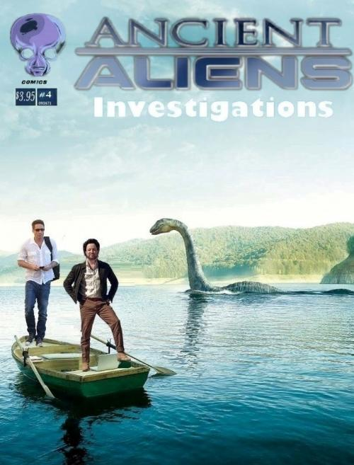 Ancient Alien Investigations: # 4