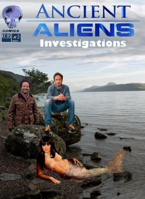 Ancient Alien Investigations: # 5
