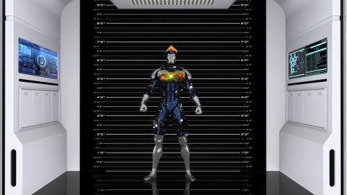 Dossier Infinity-Man