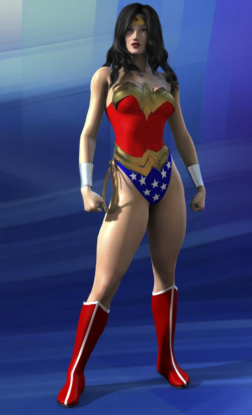 Wonder Woman Low res