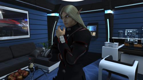 Obsidian finally boards the ISS Phantasm