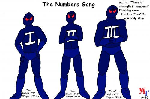 The Numbers Gang
