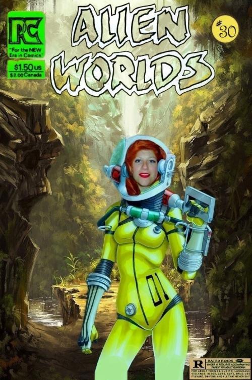 Alien Worlds #30