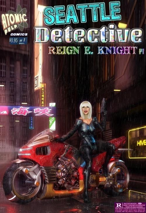 Seattle Detective Reign E  Knight PI #1