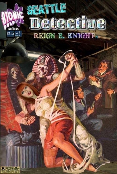 Seattle Detective Reign E Knight PI #3