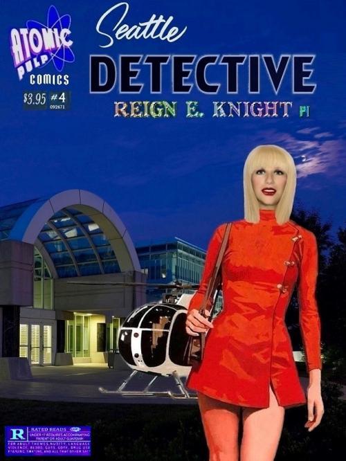 Seattle Detective Reign E  Knight PI #4
