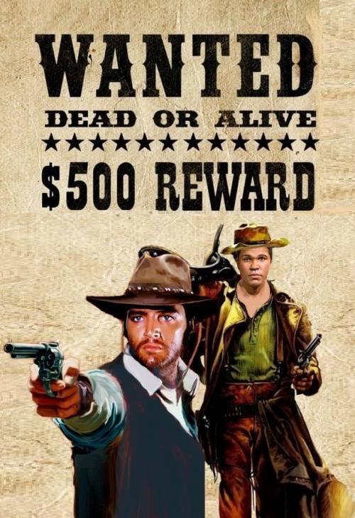 Wanted: Elvis & Big Al