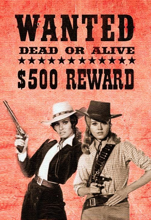 Wanted: Senora Rose Rachel & Plain Jane