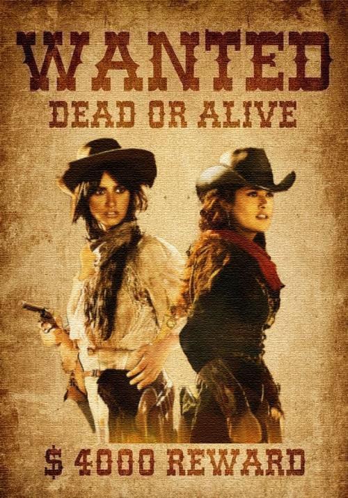 Wanted: Los Bandidas