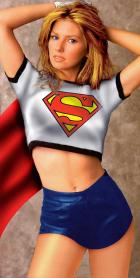 Supergirl by Sleepenemy