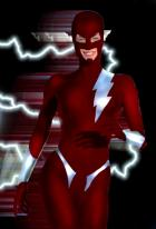 Female Flash by Optical Intruder