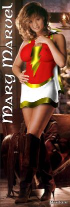 Mary Marvel by Parker