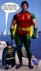 Bad Casting 2: Batman and Robin By Winterhawk