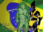 Independence day - INDEPEND????NCIA OU MORTE