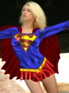 Geldrith's First Supergirl
