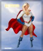 powergirl by batmic