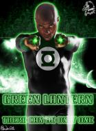 Green Lantern: There Can Be Only One