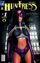 The Huntress Comic by Dark Knight