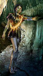 Wonder Woman - new costume