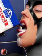 Catwoman: Got Milk?