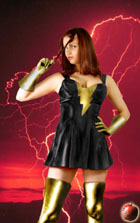 DC Elseworlds Kallisti Style pt4: Mary Marvel/Black Eve